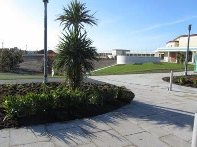 Marine Hall Gardens