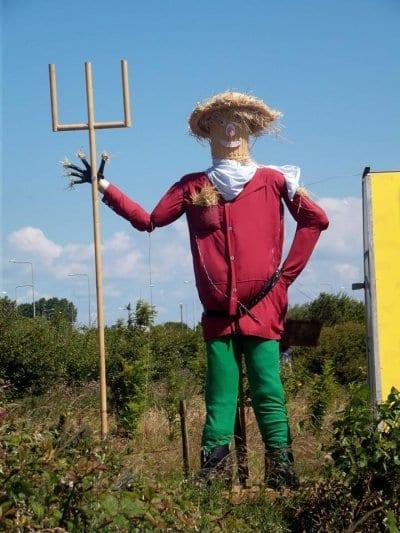 Fleetwood Scarecrow Festival 2014
