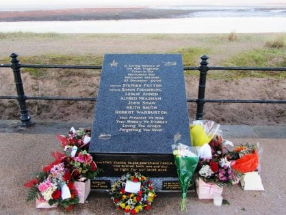 Helicopter Crash Memorial