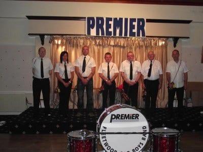 Fleetwood Old Boys Band