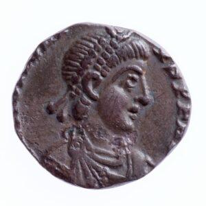 Emperor Honorius from 397-402 AD