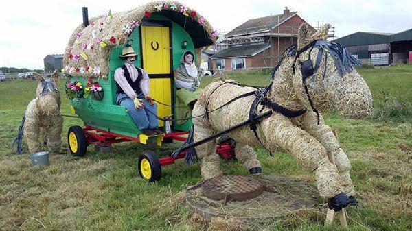 Fleetwood Scarecrow Festival