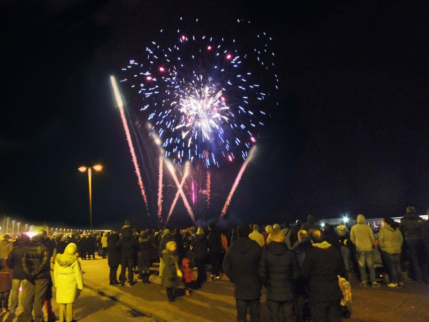 Fleetwood Fireworks Night Extravaganza at the Marine Hall