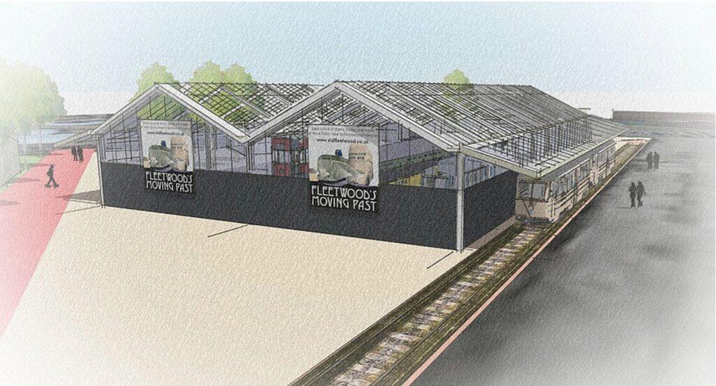 2016 Proposals for a Fleetwood Tram Museum