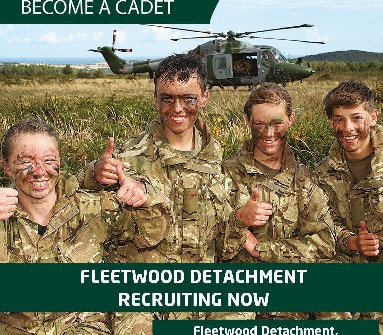 FleetwoodArmy Cadets