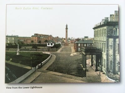 Old photo of the North Euston from the Lighthouse Stationery collection