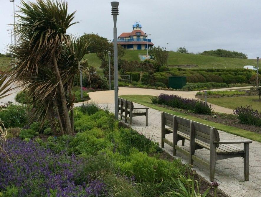 Esplanade: Marine Halland Gardens