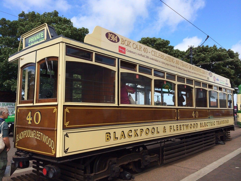 Tram Sunday 2015
