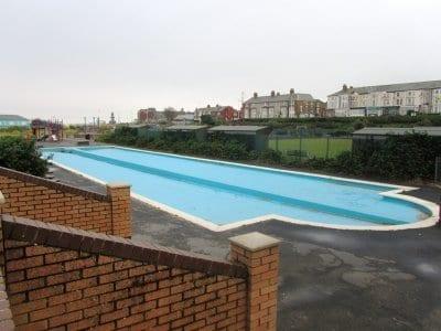 Fleetwood Paddling Pool