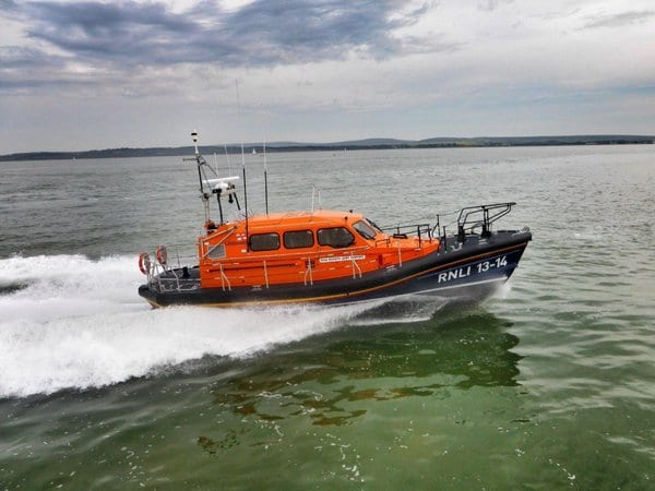 Kenneth James Pierpoint Lifeboat Fleetwood