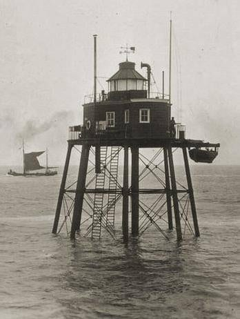 Operational Wyre Lighthouse