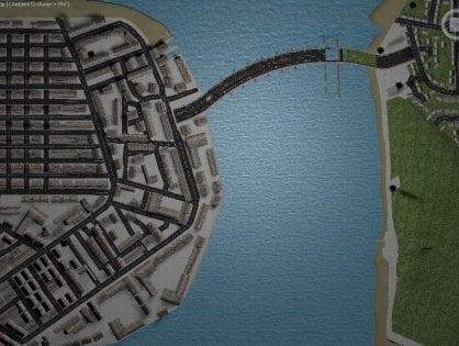 River Wyre: Wyre Tidal Barrage