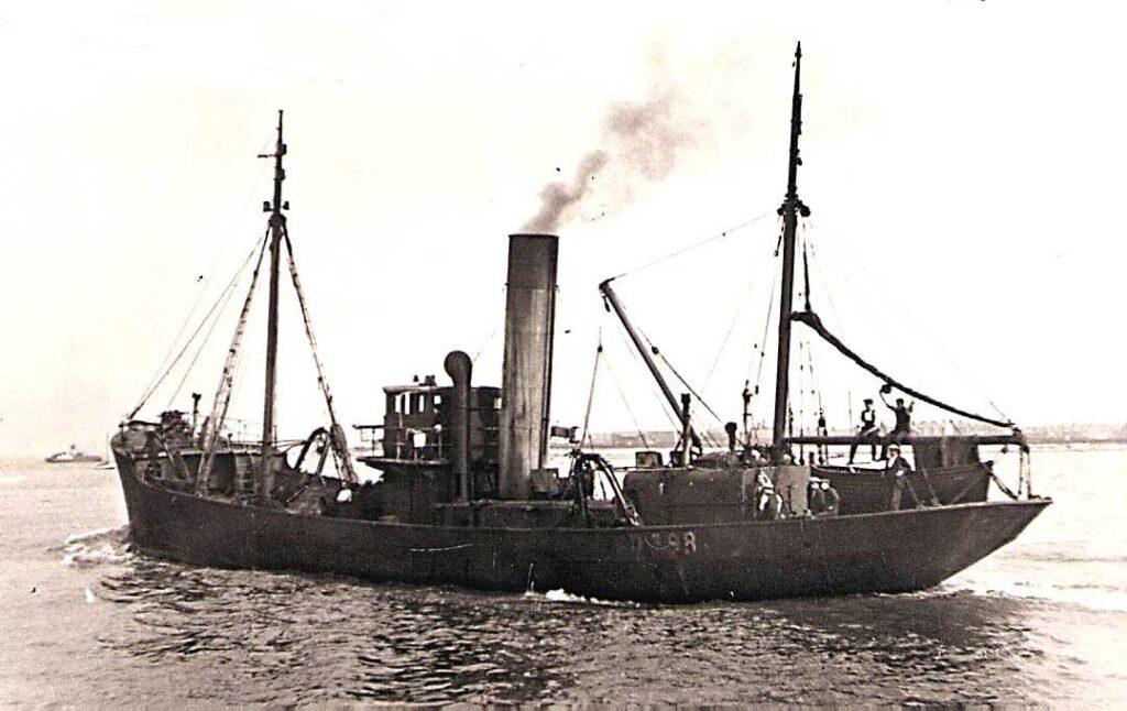 FD-388 Boat 'Lowdock'