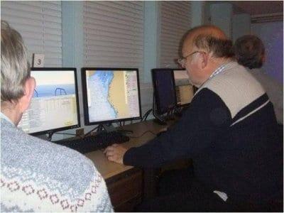 Coastwatch Radar Training