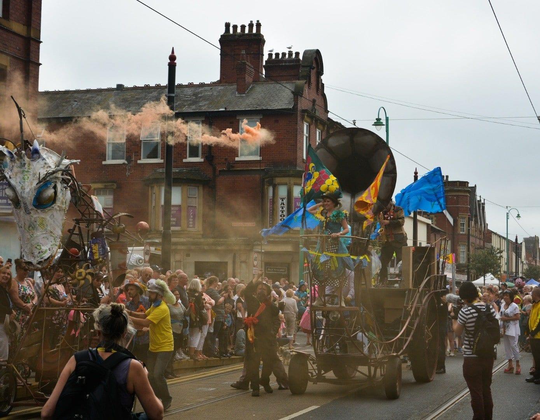 Rag and Bone parade