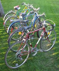 Recycle your old push bike