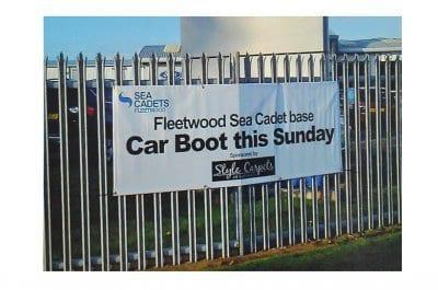 Style Carpets Sponsors Fleetwood Sea Cadets