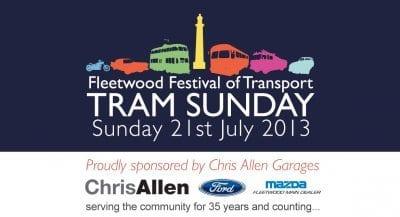 Tram Sunday 2013