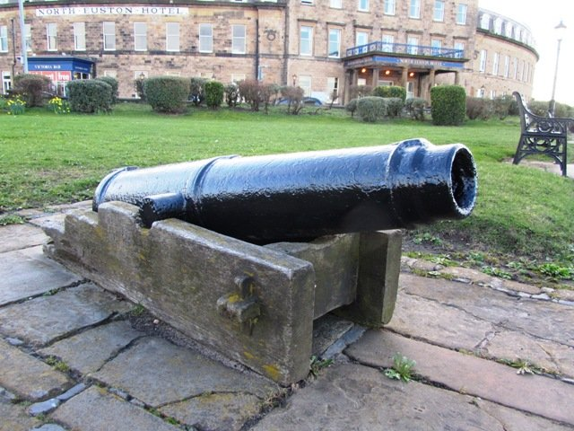 Canon at Euston Gardens Fleetwood