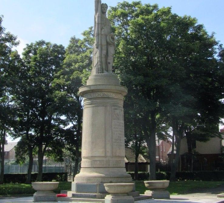 FleetwoodWar Memorial