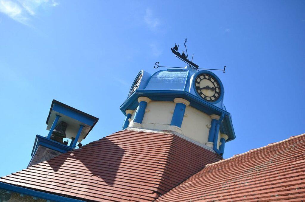 The Mount Pavilion Clock
