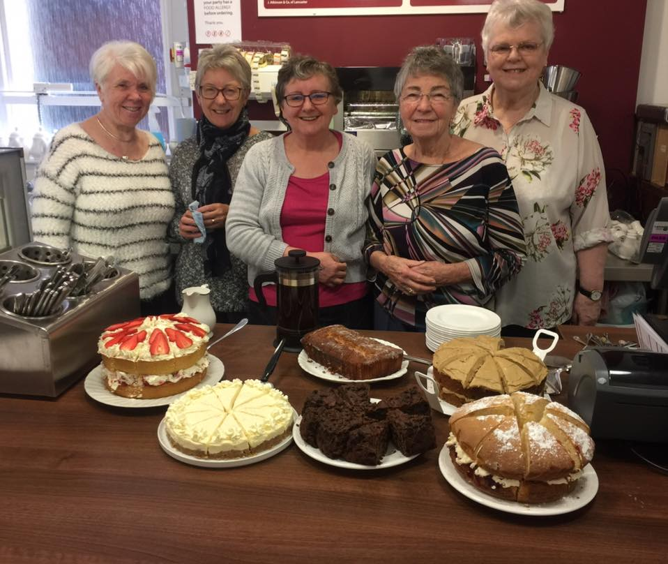 What's Happening at Fleetwood Museum - monthly coffee mornings