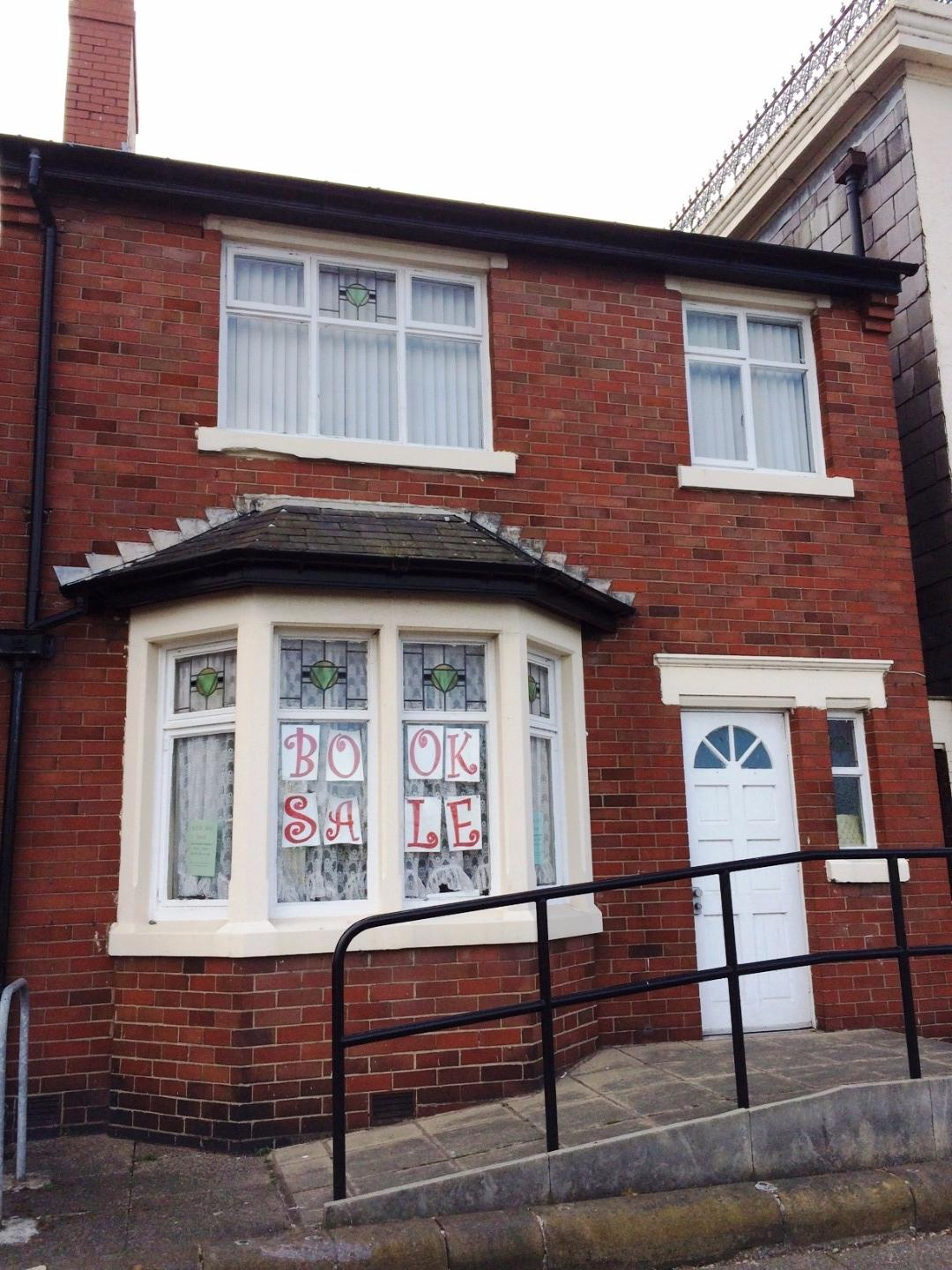 What's Happening at Fleetwood Museum - book sales in the Doll's House