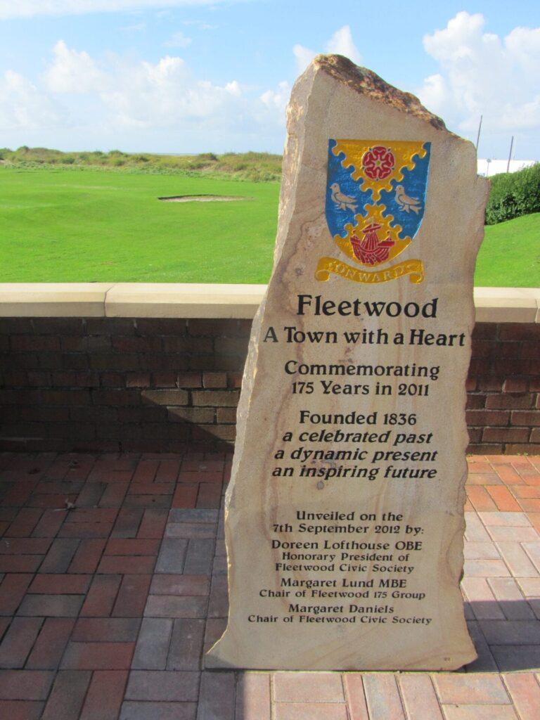 Fleetwood 175 Monument