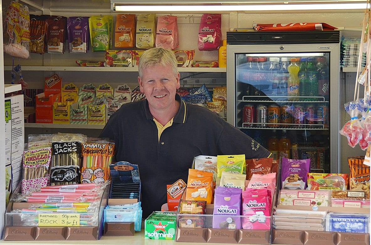 Craig McComish, Fleetwood Beach Kiosk