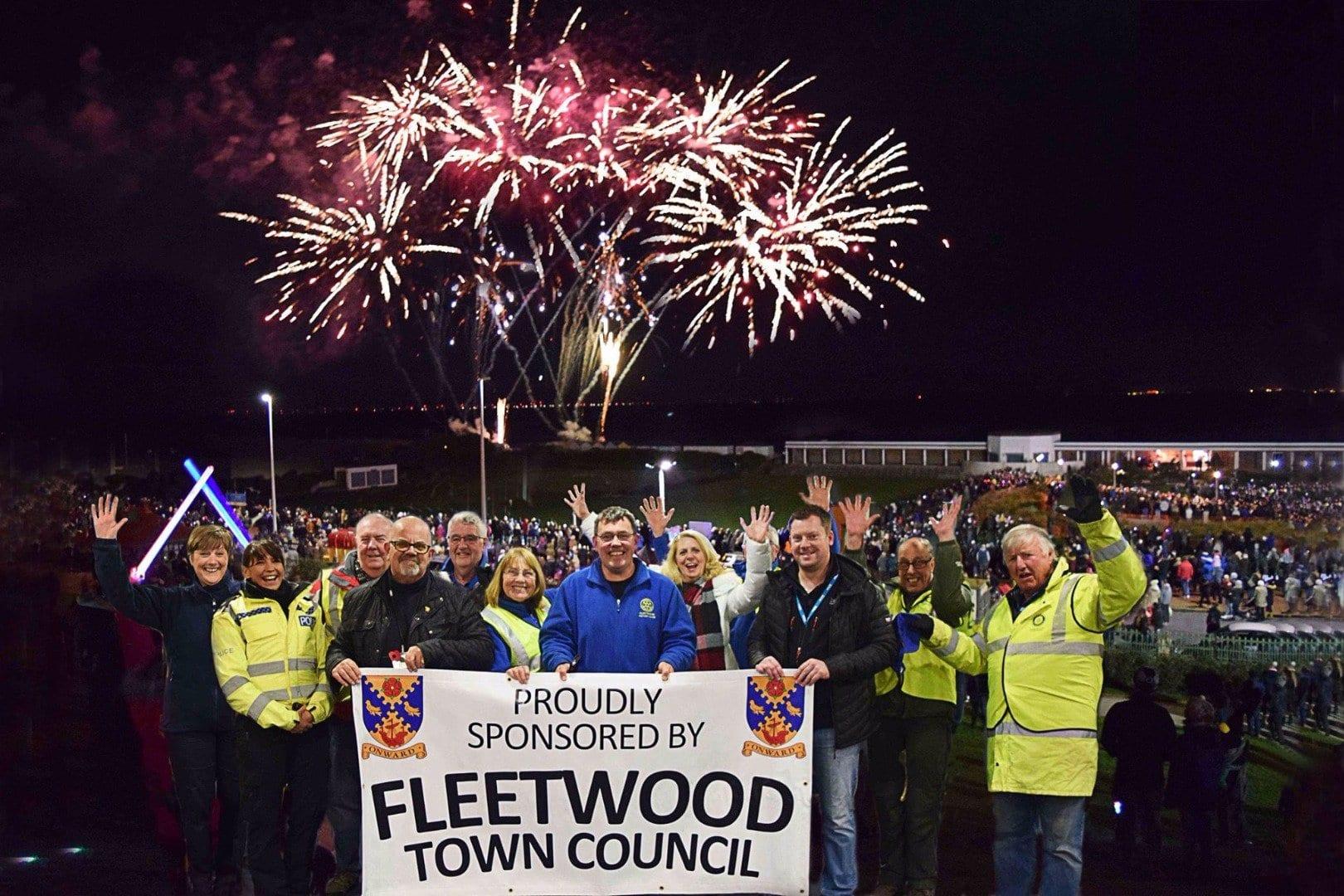 Fleetwood Fireworks