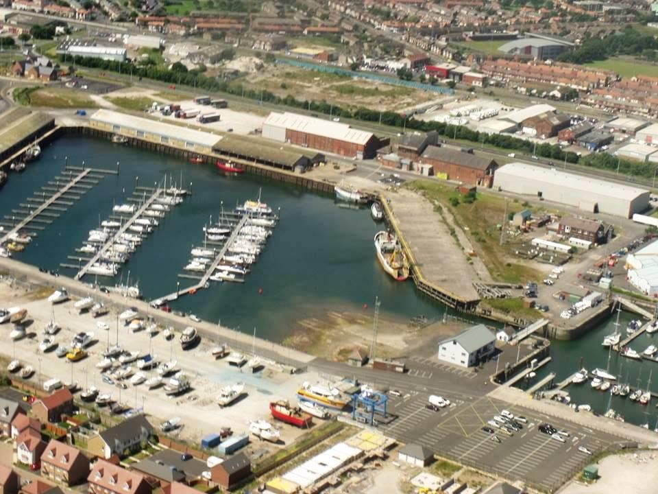 Fleetwood Fishing Dock. Photo: Debbie and Tony Fogg