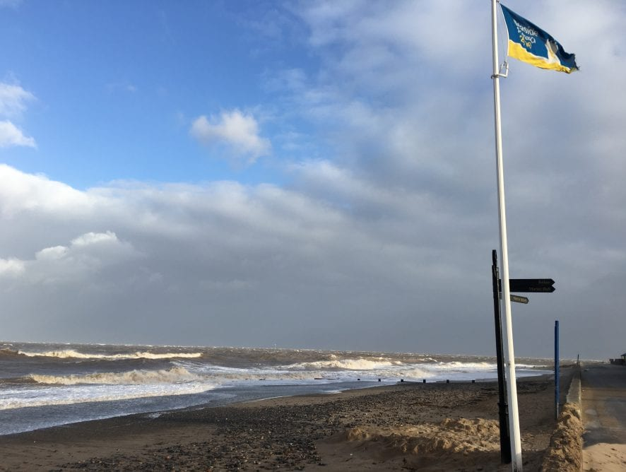 Seaside Awards for Fleetwood Beaches