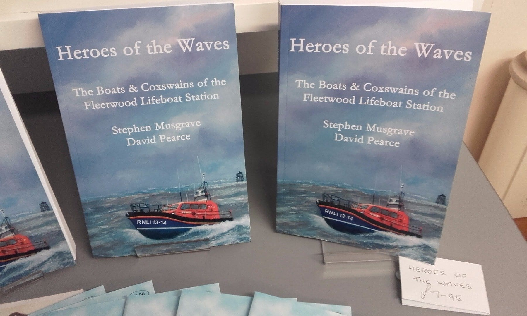 Heroes of the Waves, Fleetwood RNLI