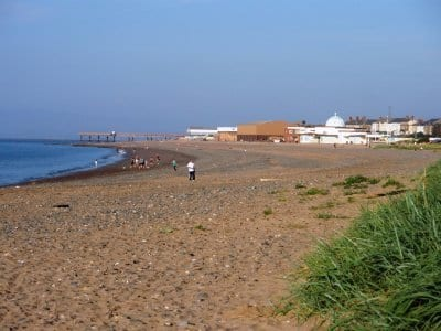 The Beach including Fleetwood Pier site