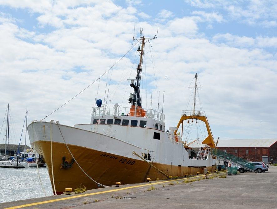 Jacinta Fishing Trawler