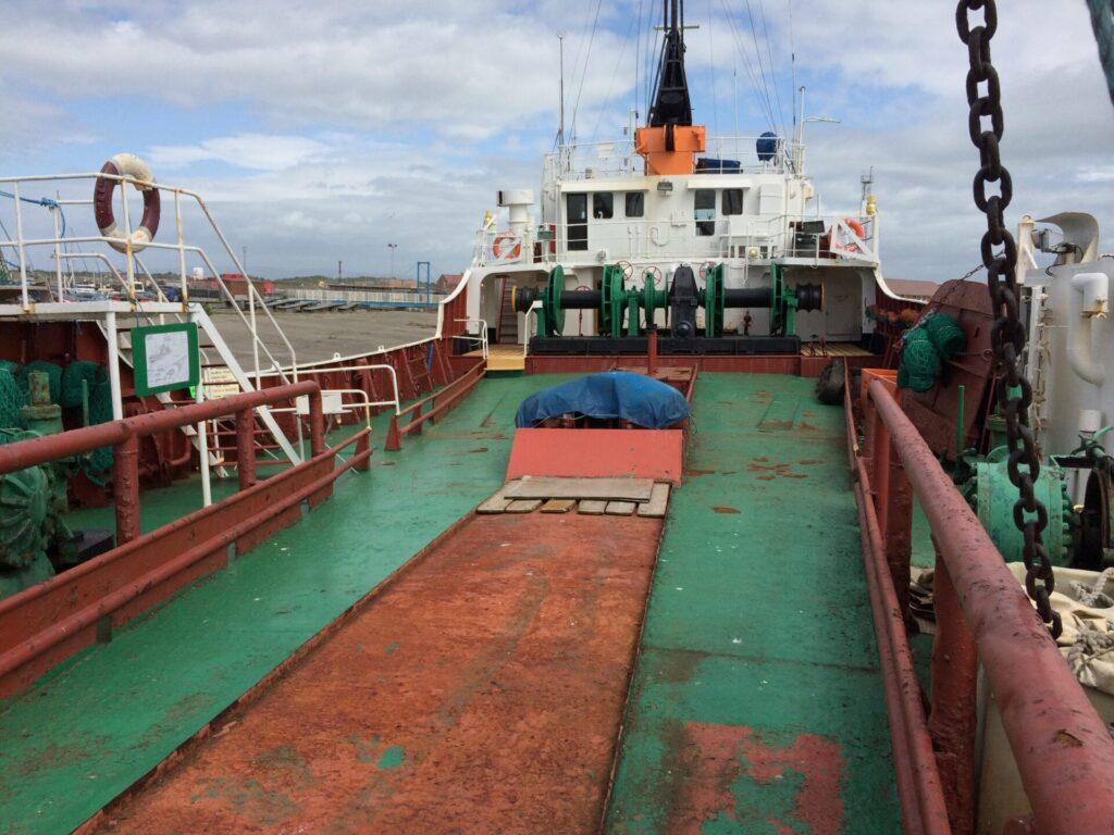 Jacinta Fishing Trawler. Photo: Visit Fleetwood