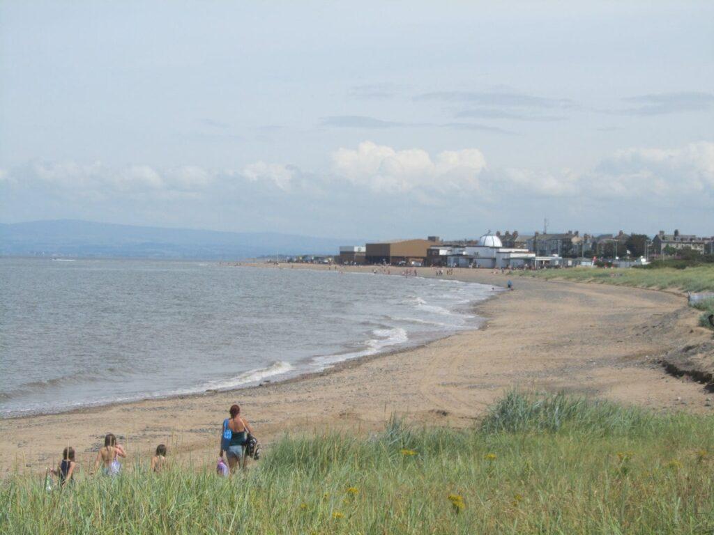 Fleetwood Marine Beach