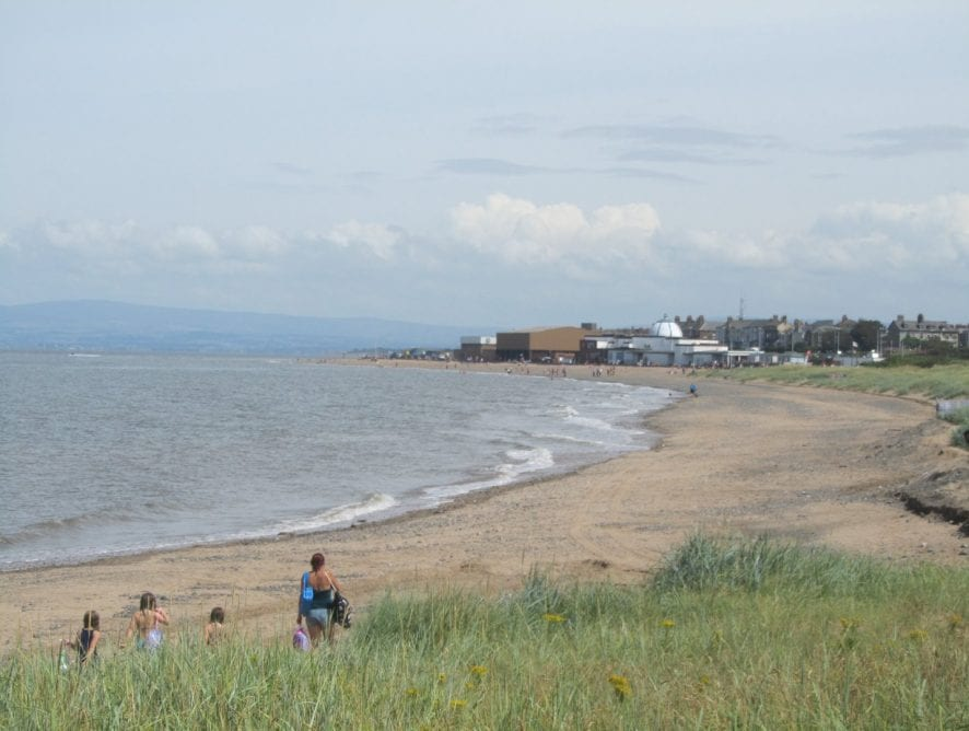 Fleetwood Marine Beach