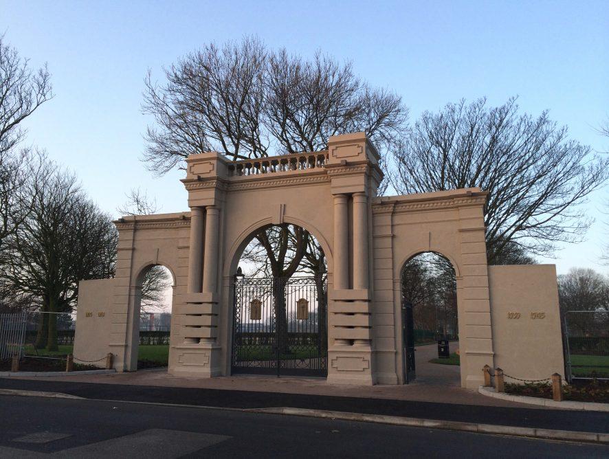 Memorial Park, Fleetwood