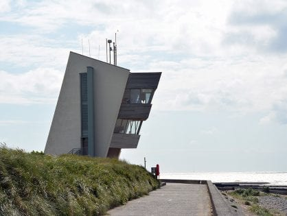 Rossall Coastwatch Tower