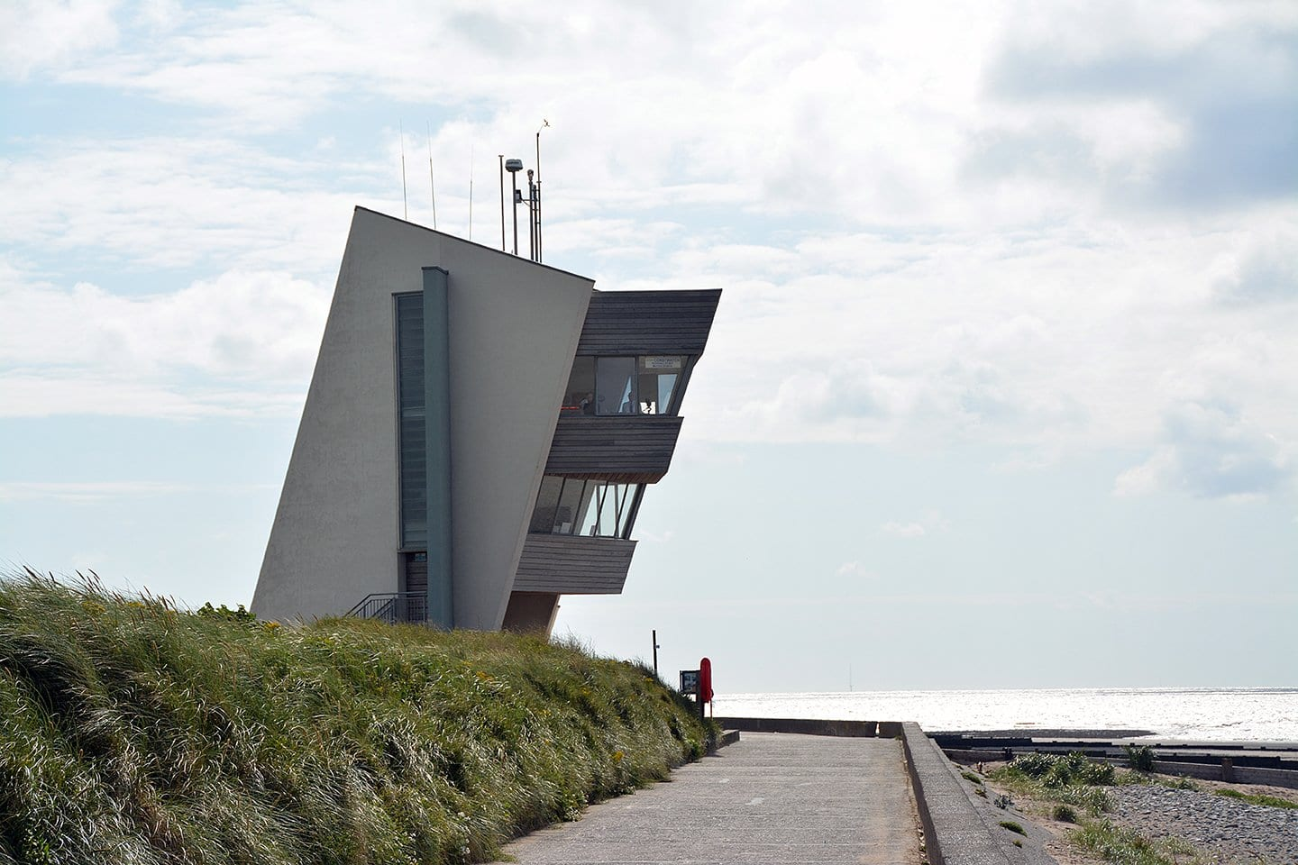 Rossall Point Tower