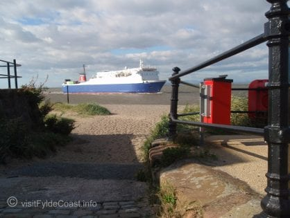 Ferries from Fleetwood