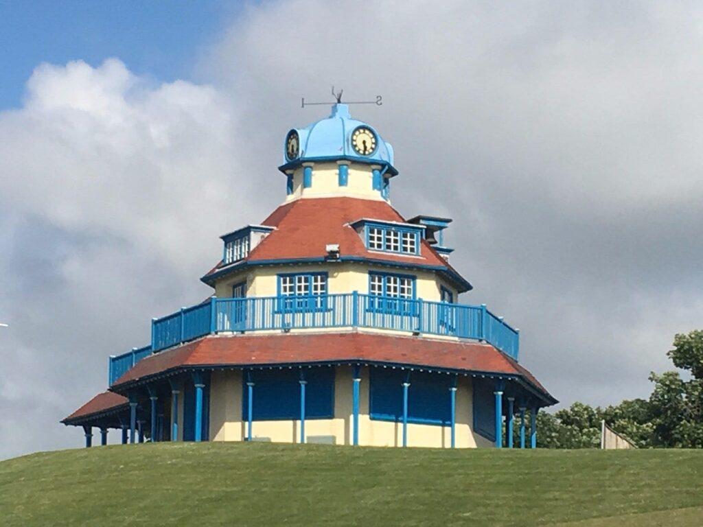 The Mount Pavilion, Fleetwood