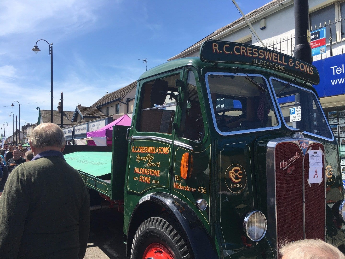 Fleetwood Tram Sunday 2017 Photos
