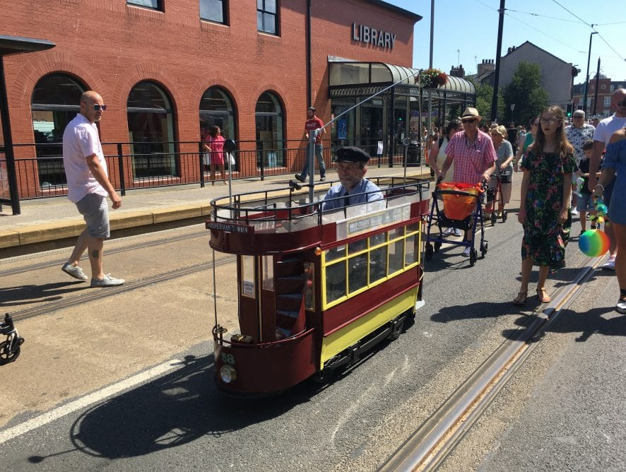 Tram Sunday 2018 Photos