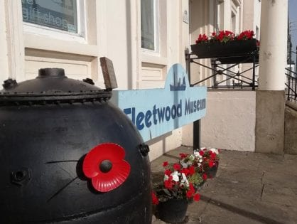 History of Fleetwood Museum
