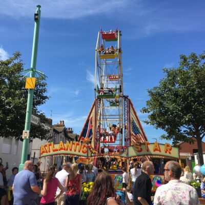 How to - Book Space for Rides and Amusements