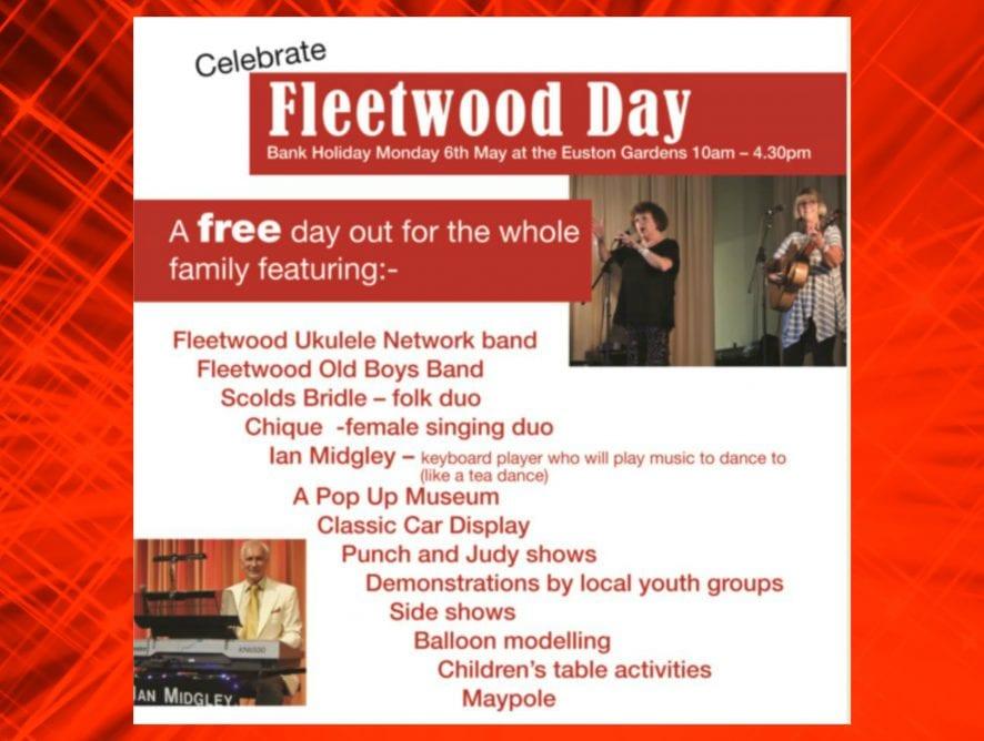 Celebrate Fleetwood Day