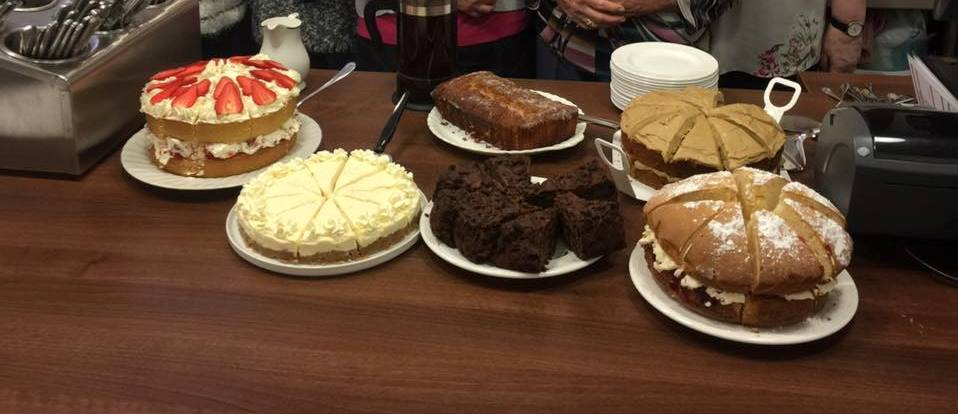 Coffee morning at Fleetwood Museum
