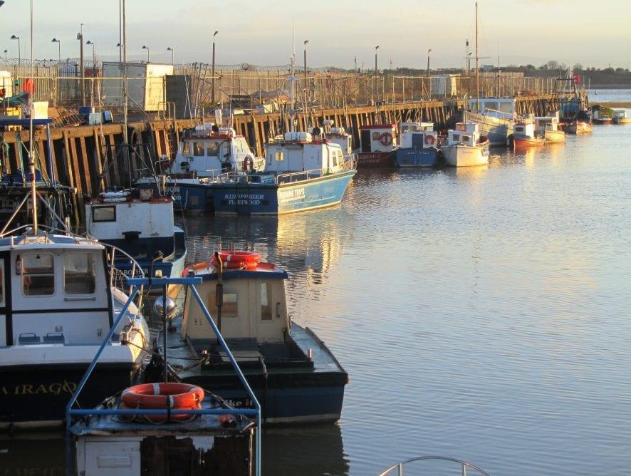 Fleetwood Docks